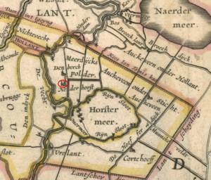 Kaart: Atlas novus Blaeu Theatrum Orbis Terrarum, 1645, Ultrajectum (Coll. Wildernis Chartroom)