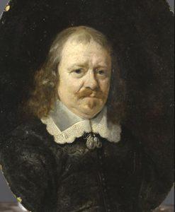 Godard van Reede, Gerard ter Borch (1648), Rijksmuseum