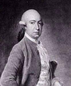John Hope, Benjamin Bolomey, (1784), particuliere collectie Engeland