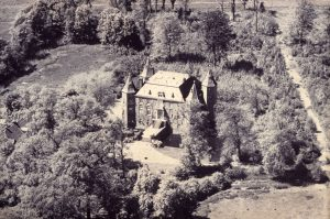 Luchtfoto uit 1949